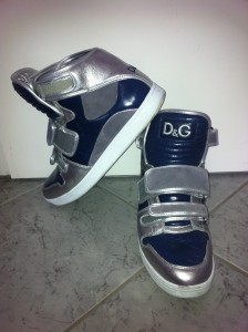 Sneaker des Tages: D&G Sneaker High Top
