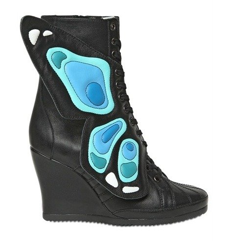 """Wedges Sneakers - der Gipfel der """"modern fashion"""""""
