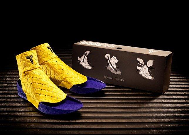 Euer Weihnachtsgeschenk – der Nike Kobe Bryant VII