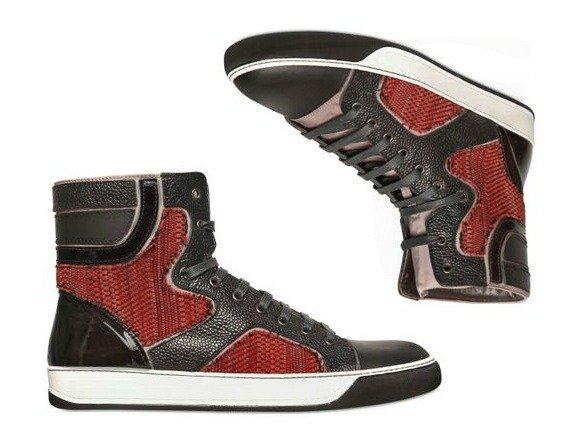 Lanvin Sneakers günstiger - LuisaViaRoma Super Sale