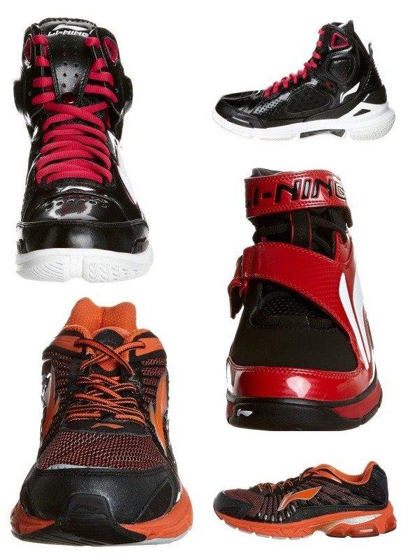 Li Ning Shoes – das chinesische Powerhouse