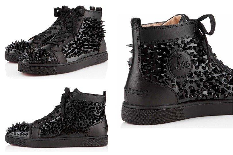 Zwischen Genie und Wahnsinn: Aktuelle Louboutin-Sneakers