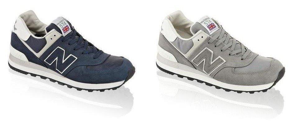 Sneaker-Klassiker Teil 5: Vans SK8-HI und New Balance 574