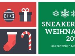 Sneaker Trends Weihnachten 2018