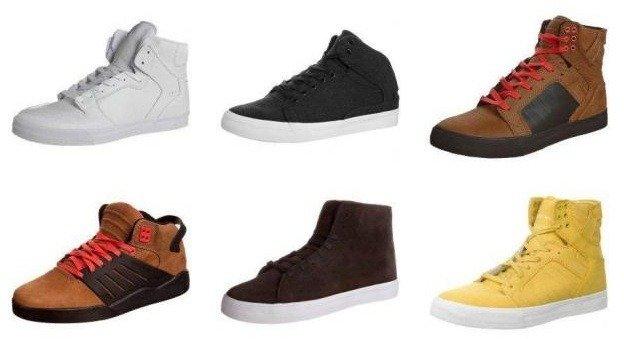 Supra Sneakers - Skate & Lifestyle Teil 2