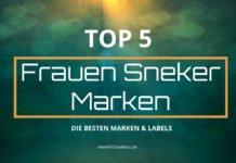 Top 5 Frauen Sneaker Marken