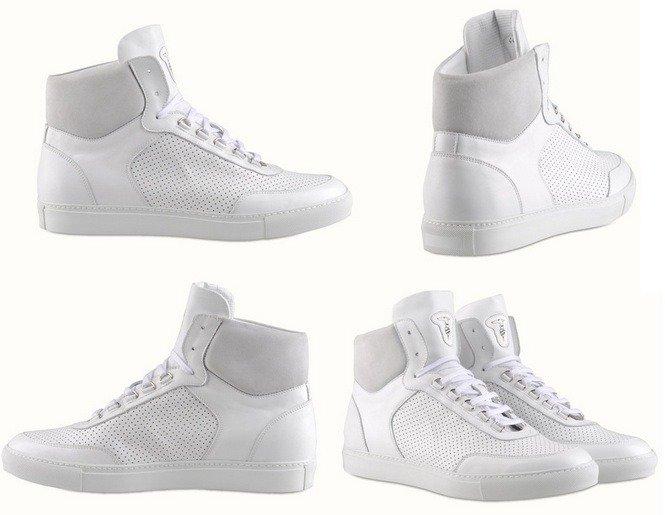 Designer Check – Trussardi Sneaker