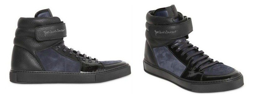 Designer Sneaker von Yves Saint Laurent und Dsquared