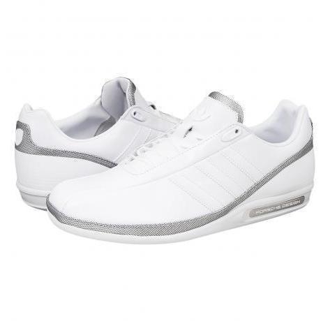 Adidas Porsche Design SP1 Sneakers White/Metallic Silver/White
