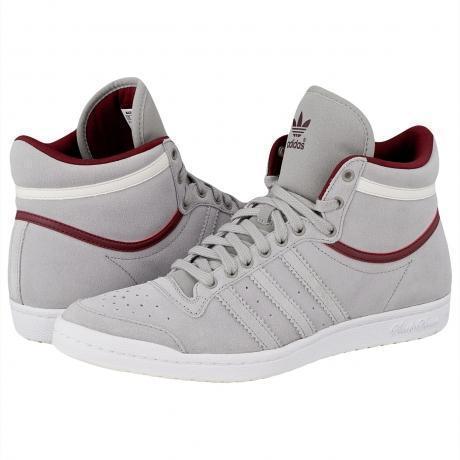 adidas top ten hi sleek sneakers shift grey shift grey. Black Bedroom Furniture Sets. Home Design Ideas
