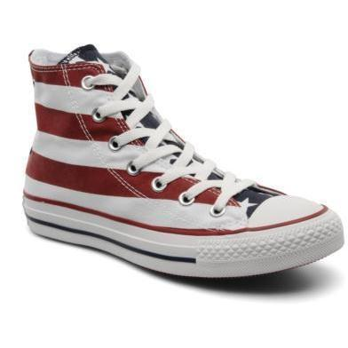 converse chuck taylor all star stars bars hi w by. Black Bedroom Furniture Sets. Home Design Ideas