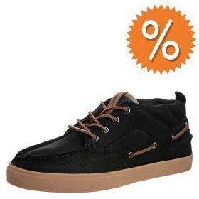 Addict AHAB Sneaker black/gum