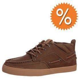 Addict AHAB Sneaker chestnut/gum