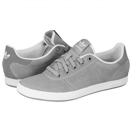 Adidas ADI Court Super Low Sneakers Shift Grey/White/Shift Grey