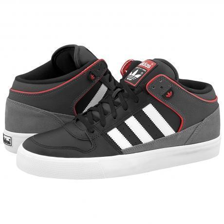 Adidas Culver Vulc Mid Sneakers Black/Core Energy/Running White