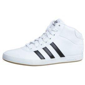 adidas Originals ADI COURT SUPER MID Sneaker high run white/black/ run white