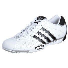 adidas Originals ADI RACER LOW Sneaker white/black/metallic silver