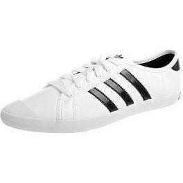 adidas Originals ADRIA LOW SLEEK W Sneaker low white/black