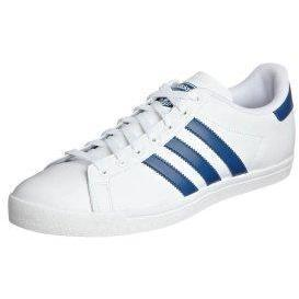 adidas Originals COURT STAR Sneaker white / lone blue / white