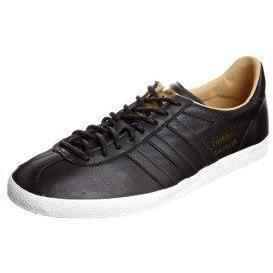 adidas Originals GAZELLE OG Sneaker black/ metallic gold