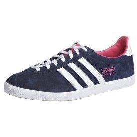 adidas Originals GAZELLE OG Sneaker low marine/runwhite