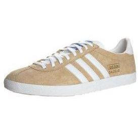 adidas Originals GAZELLE OG Sneaker tanble/white