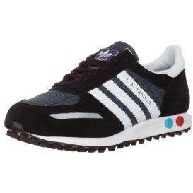 adidas Originals LA TRAINER Sneaker white/black