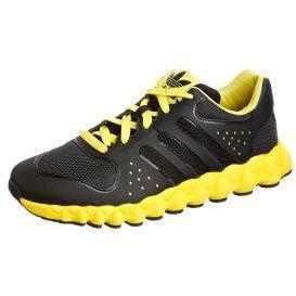 adidas Originals MEGA SOFTCELL RL Sneaker black/fresh lemon