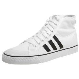 adidas Originals NIZZA HI Sneaker white/black