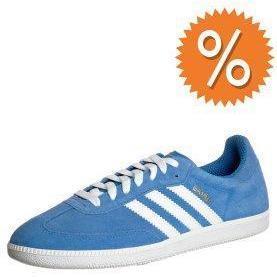 adidas Originals SAMBA Sneaker blue bird/ white