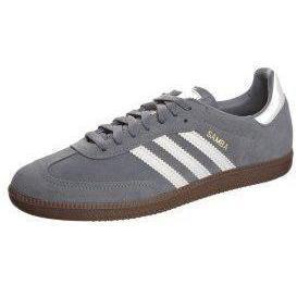 adidas Originals SAMBA Sneaker lead/chalk/gold