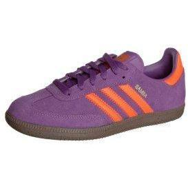 adidas Originals SAMBA Sneaker low deep purple/light purple