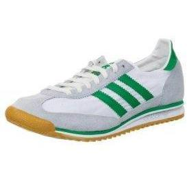 adidas Originals SL 72 Sneaker white/ fairway green