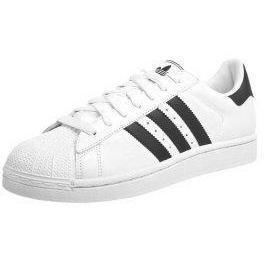 adidas Originals SUPERSTAR II Sneaker low white/black