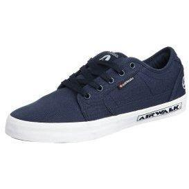 Airwalk SOHO CANVAS Sneaker navy