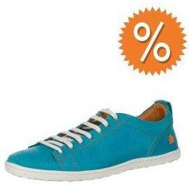 Art QWERTY Sneaker low safiro