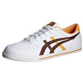 ASICS AARON CV Sneaker low white/oak brown