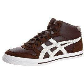 ASICS AARON MT Sneaker high seal brown/offwhite
