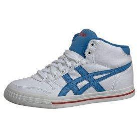 ASICS AARON MT Sneaker high white/blue
