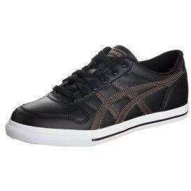 ASICS AARON Sneaker low black/dark brown