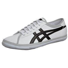 ASICS BIKU Sneaker low white/black