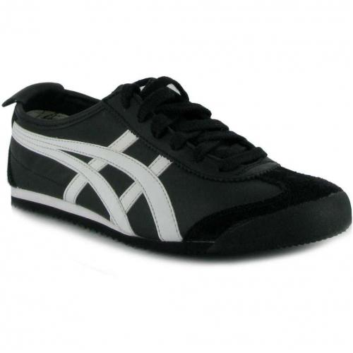 Asics/O.Tiger Mexico 66 black white