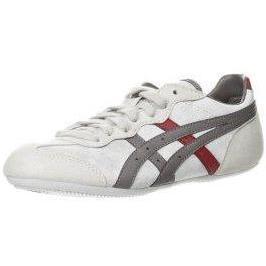ASICS WHIZZER LO PERF Sneaker low white/dark grey