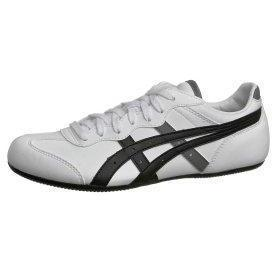 ASICS WHIZZER LO Sneaker low white/black/silver
