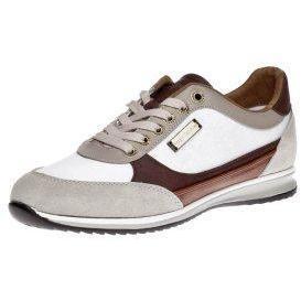 Atelier Sergio Tacchini CANNES Sneaker white/cuoio