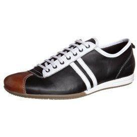 Belmondo Sneaker black/white/cognac