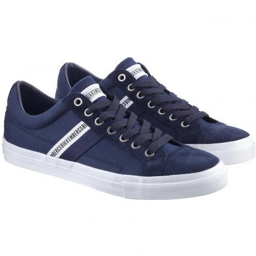 Herren Sneaker Plus Canvas Blue