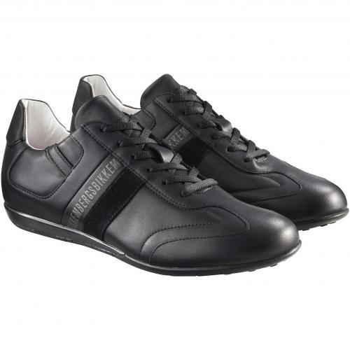 Herren Sneaker R-Evolution M Leather Black