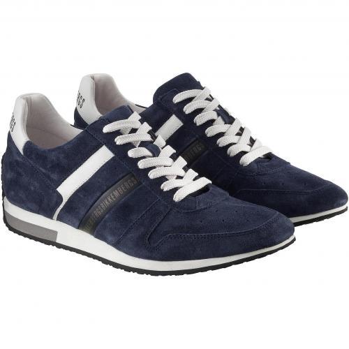 Herren Sneaker Springer M Leather Black