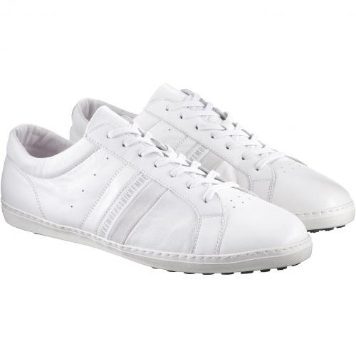 Herren Sneaker Wembley Leather White